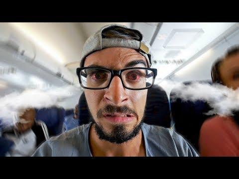 Bizarre African Flight