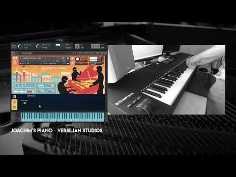 Joachims Piano - Playthrough - Versilian Studios