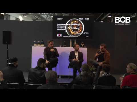 "Bar Convent Berlin 2016: ""Panel Discussion: The Coffee Liqueur Renaissance"""
