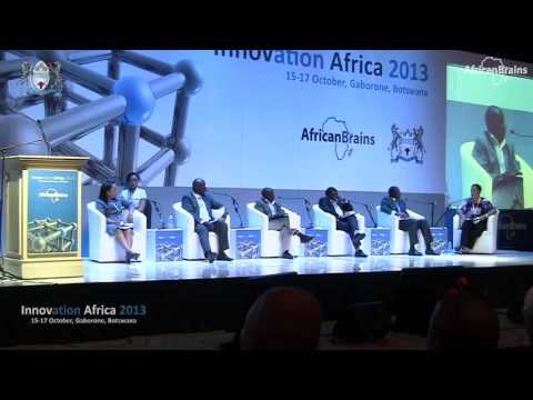Innovation Africa 2013 - Panel Discussion: Empowerment of Teachers & Students: Chaired by Google