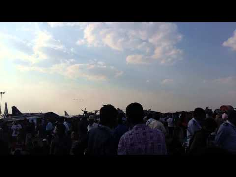 Aero India AirShow @ Yelahanka Airforce Bangalore - Part 4