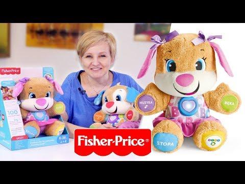 Szczeniaczek Uczniaczek Poziomy Nauki, Fisher-Price