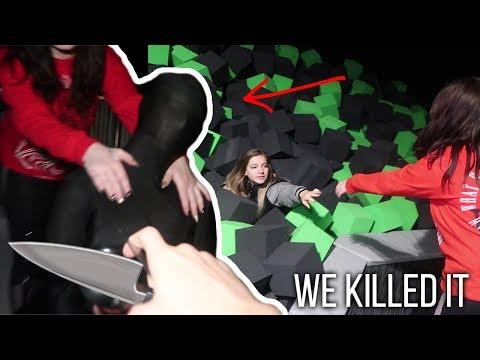 WE KILLED IT... AND SAVED HER!! *WE DID IT!*