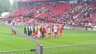 1.FC Union gegen Duisburg 12.05.2013