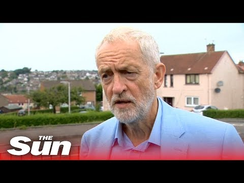 Jeremy Corbyn vows to challenge Boris Johnson on TUESDAY