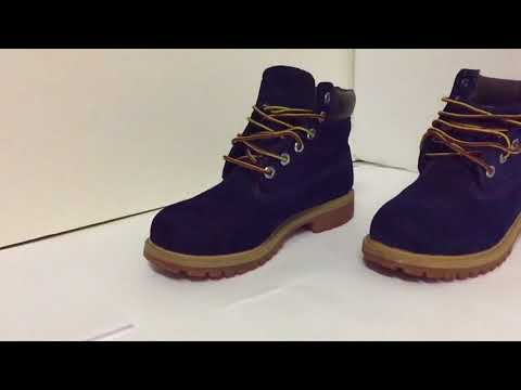 how to paint timberland boots