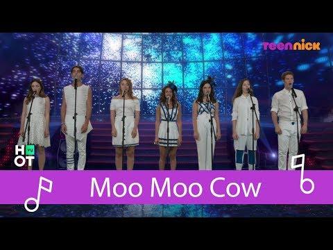 פוראבר 2  שיר הגמר באירוויזיון Moo Moo Cow | השירים