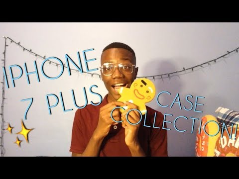 HUGE iPhone 7 plus Case Collection 2017!