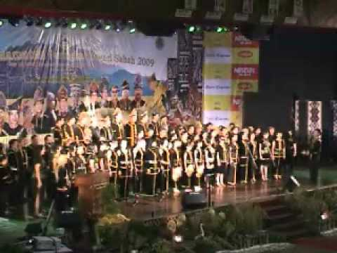 Choir Presentation by Sabah Credit Corporation video B