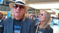 The Eagles' Joe Walsh Heads To Ringo Starr's 78th B-Day Bash With The Bach Sisters