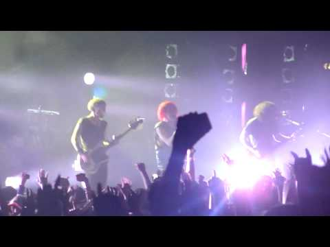 My Chemical Romance - Helena at Hammersmith Apollo