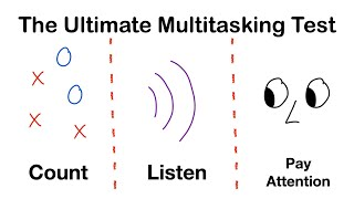 Can You Pass This Multitasking Test? | Psychology of Attention