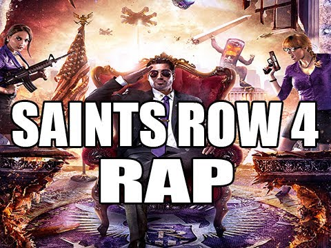Saints Row IV Rap -