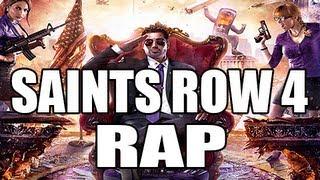 "Saints Row IV Rap - ""Rockin"