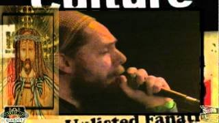 UNLISTED FANATIC ft jah melodie - i put my trust inna higher dub \ digital pt3  @ kavka 03-03-2012