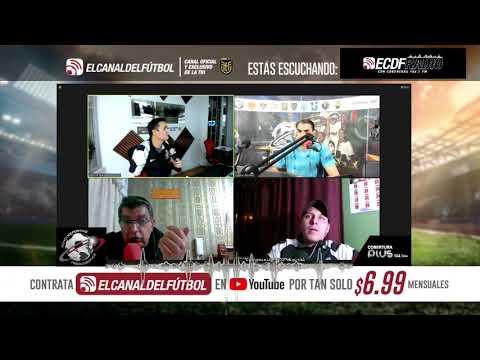 Barcelona SC vs 9 de Octubre - Noche Amarilla VERSIÓN RADIO