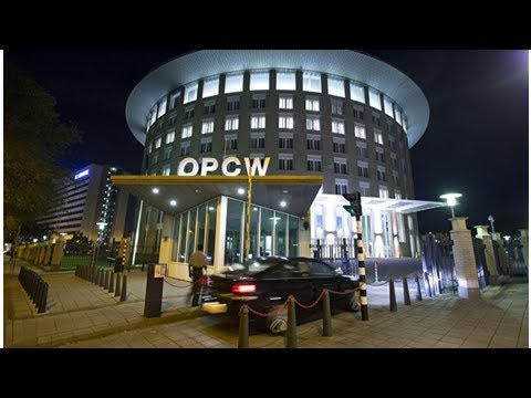 "OPCW Claims Sarin, Chlorine ""Very Likely"" Used in Syria in March 2017"