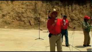 Cristobal Bernal Ocampo en Zacualpan.  El Durazno