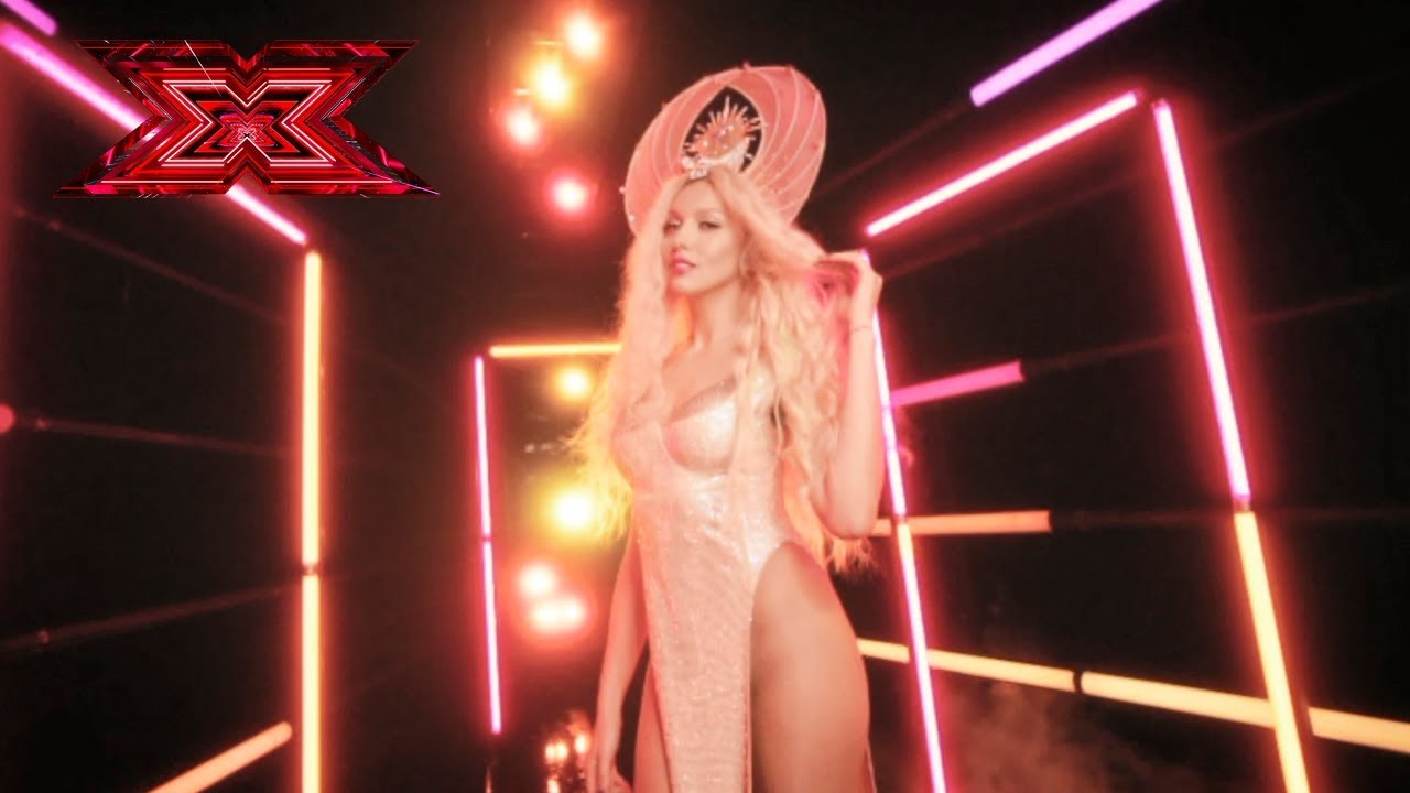 Candy x factor stripper
