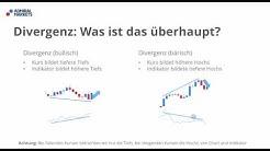 Handeln mit Strategie: Divergenztrading mit Stochastic, MACD und RSI - Indikatoren Trading