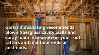 Best Insulation for Your Texas Home Foundation Type | Garland Insulating