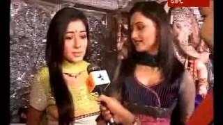 Icha and Tapasya visit Khetwadi