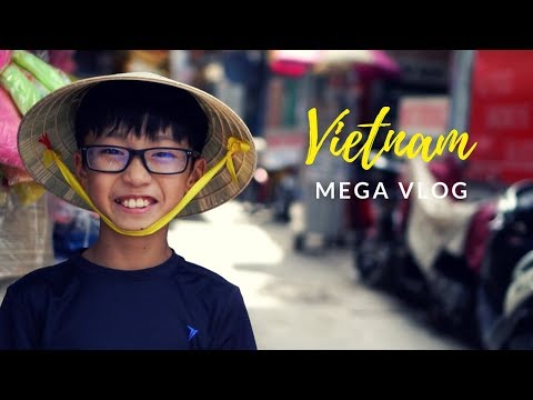 Vietnam Mega Vlog   My Trip to Ho Chi Minh City...Combined into one Vlog   Ep 34