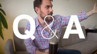 A Very Long Nerdwriter Q&A