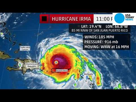 Where is Hurricane Irma? Everything you need to know about Hurricane Irma