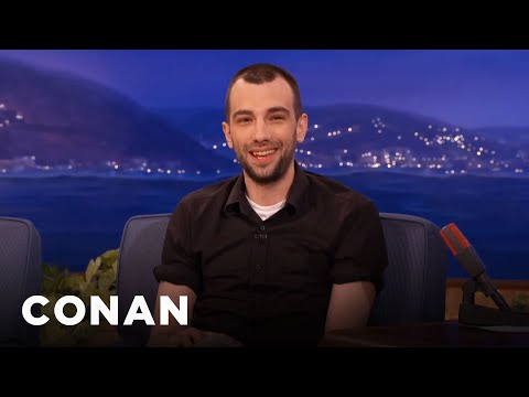 Jay Baruchel: I'm Not ALWAYS Super-High!  - CONAN on TBS