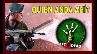 ► Left 4 Dead 2 y 1 PC ▣ #MUTACIONES ADDONS MODS #QUIEN ANDA AHI? ▣ / 21NO