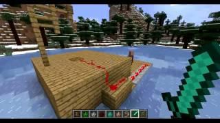 Du sang et des pendaisons dans Minecraft !! - Blood & Unhurt MOD Minecraft [FR] [HD]