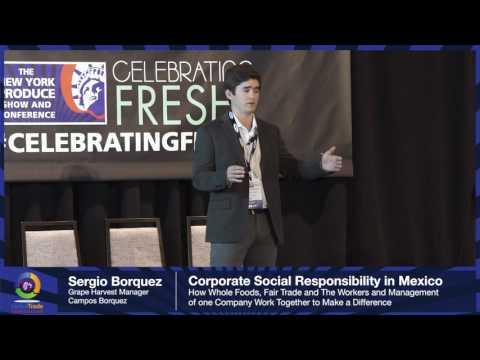 Global Trade Symposium 2016 - Sergio Borquez