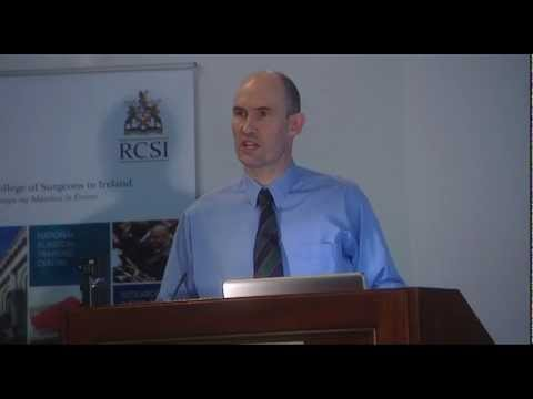 RCSI MiniMed Open Lecture Series 2012/2013 - Benefits of a healthy lifestyle with exercise