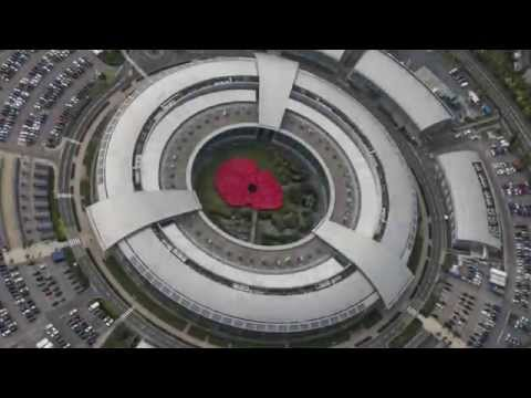 GCHQ Launches Gloucestershire's Poppy Appeal