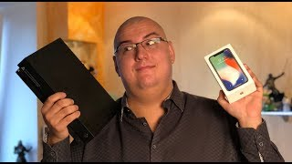 Большой обзор Xbox One X - САМАЯ МОЩНАЯ КОНСОЛЬ? Настоящее 4K? HDR крут? PlayStation 5 в 2018?