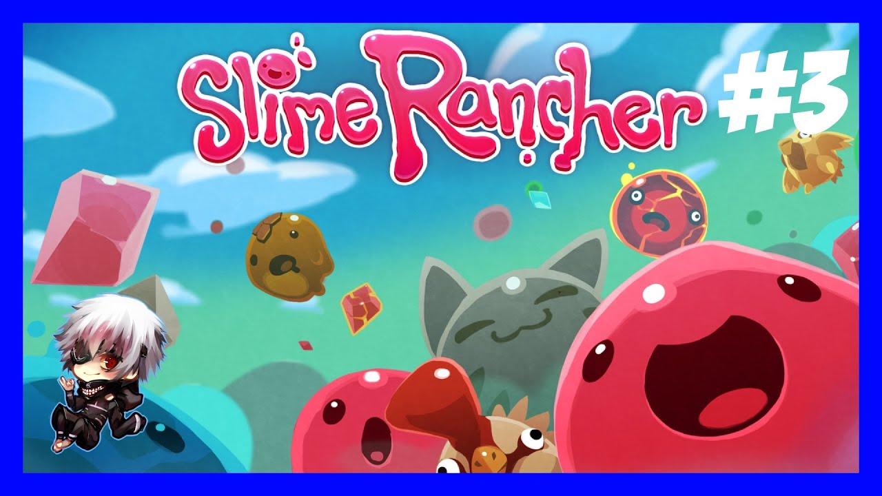 SLIME RANCHER | SLIME CHARCO y RAD| EP 3