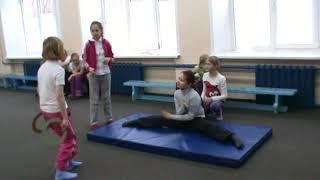 ФГОС, урок физкультуры в начальной школе, выступления в группах