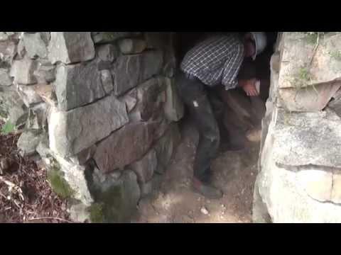 Restaurering av ett jordkällarvalv