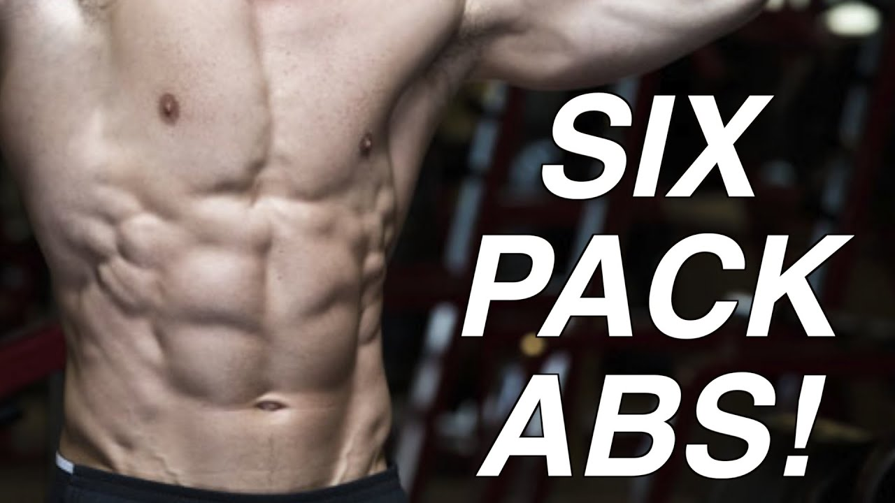 How To Uncover Your Six-Pack In A Week. Seriously