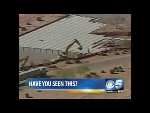 Mass Graves in Phoenix: KPHO 5 News Report (High Quality)