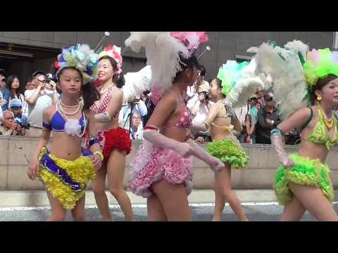 第48回神戸まつり 神戸サンバチーム サンバパレード        2018 05 20