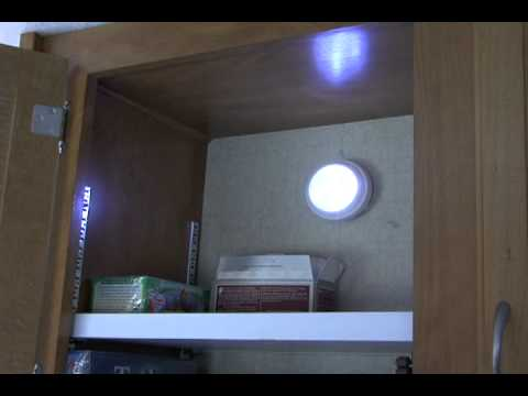 Rv product spotlight wireless led puck lights presented by rv rv product spotlight wireless led puck lights presented by rv education101 aloadofball Choice Image
