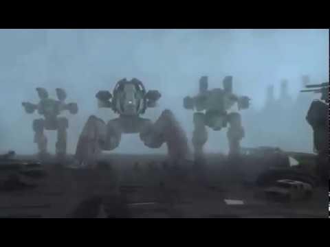 War robots trailers