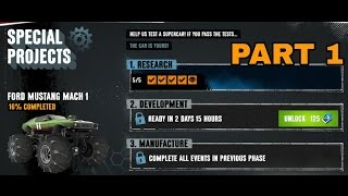 special projects   ford mustang mach 1   lev 21   unboosted   part 1
