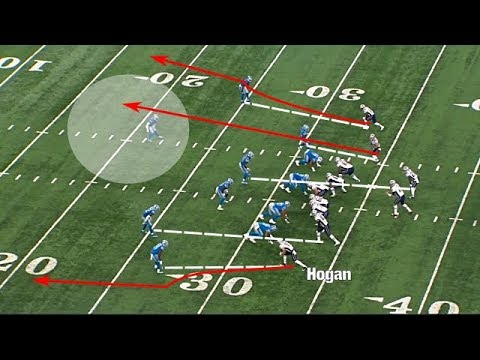 Film Room: Tom Brady's perfect lob pass to Chris Hogan (Big Play Ep. 3)