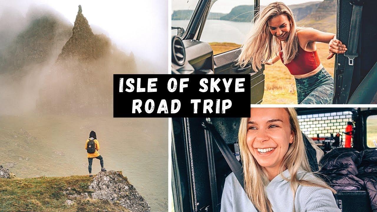 Download Isle of Skye Road Trip - Hiking the Old Man of Storr