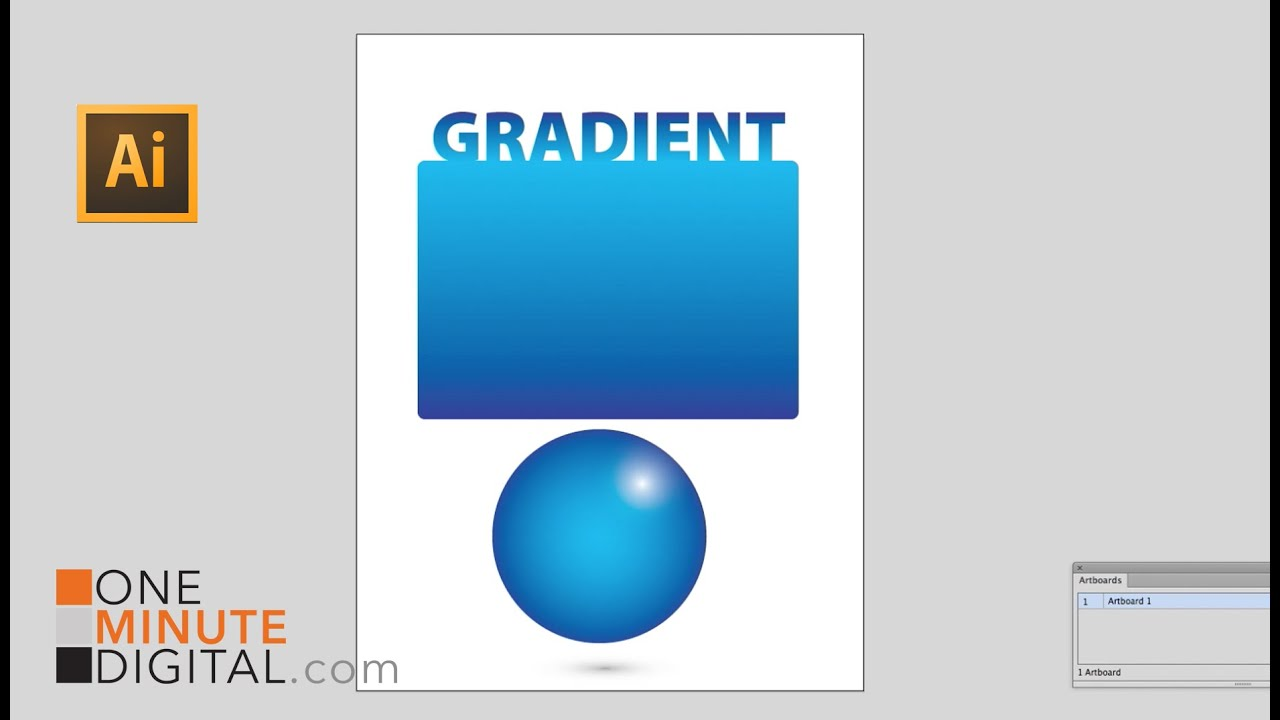 gradient tool illustrator