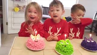 Funny Triplets Babies - Cuteness Baby Video