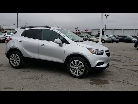2019 Buick Encore Tulsa, Broken Arrow, Owasso, Bixby, Green Country, OK B90143